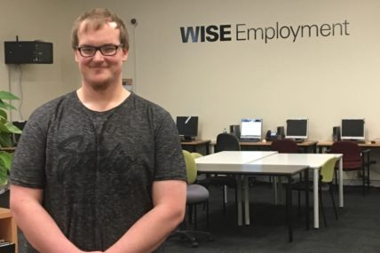 Determination pays off for Dylan with full-time employment