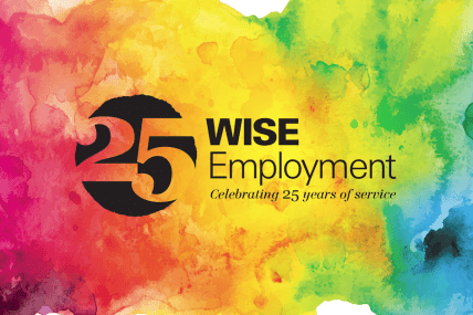 Celebrating 25 Years of WISE Employment