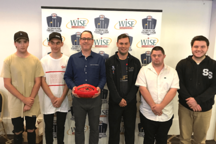 WISE sponsors VIC FIDA Football League