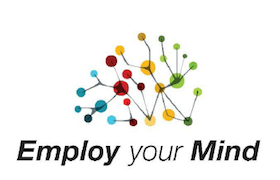 Employ Your Mind logo | mental health