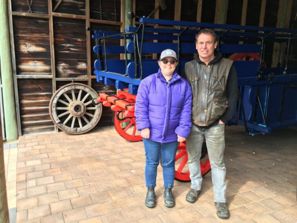Intellectual disability no setback to Melissa finding a job she loves at Millicent Museum, with help from WISE Employment Mount Gambier