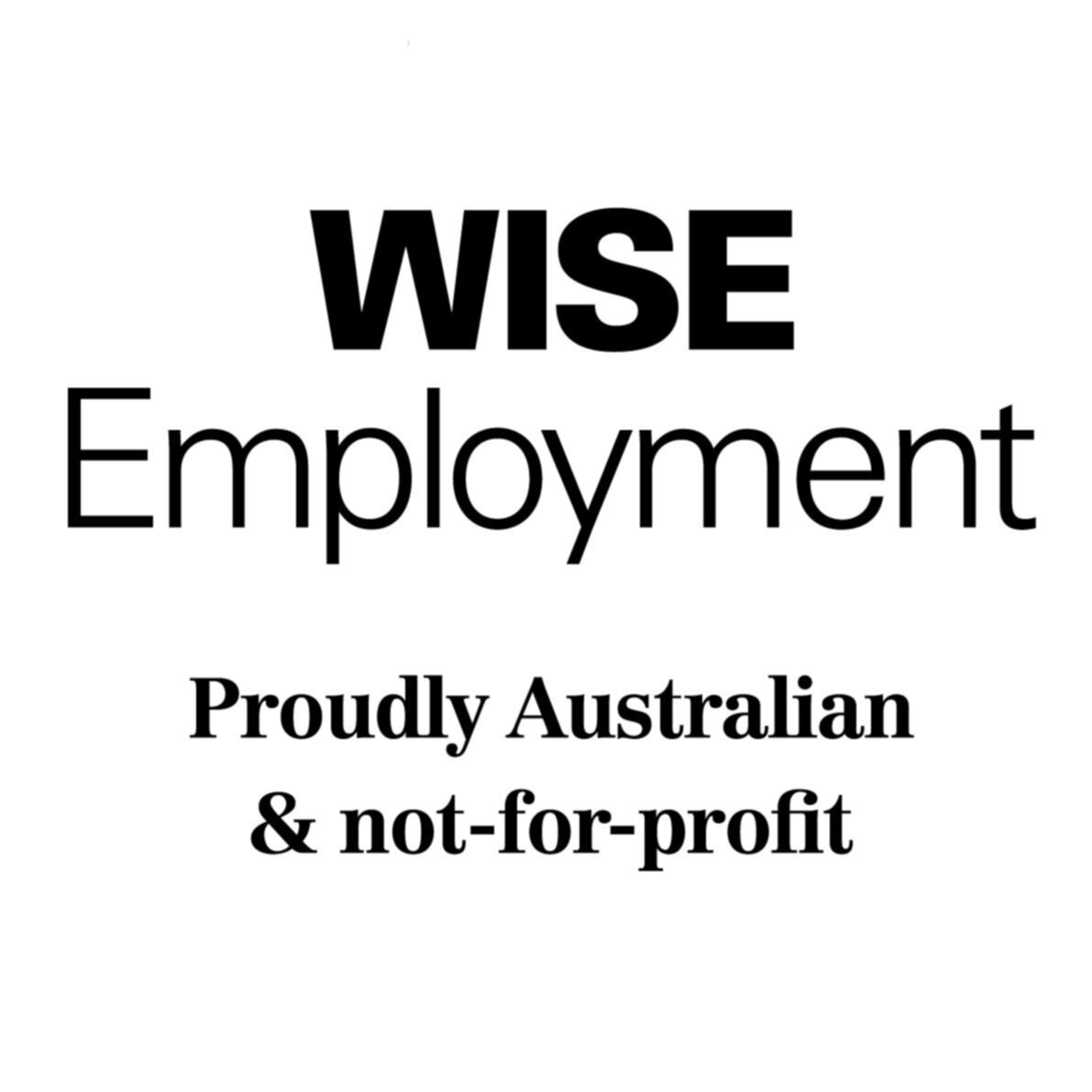 WISE Employment - Proudly Australian and Not-for-profit