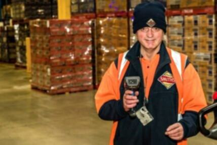 Peter, who is Hard of Hearing, celebrates nearly 40 years at PepsiCo