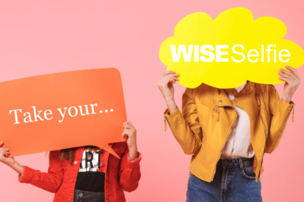Take the WISE Selfie